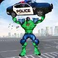 机器人英雄犯罪射击游戏