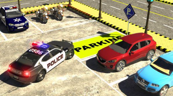 停车场3D大师游戏
