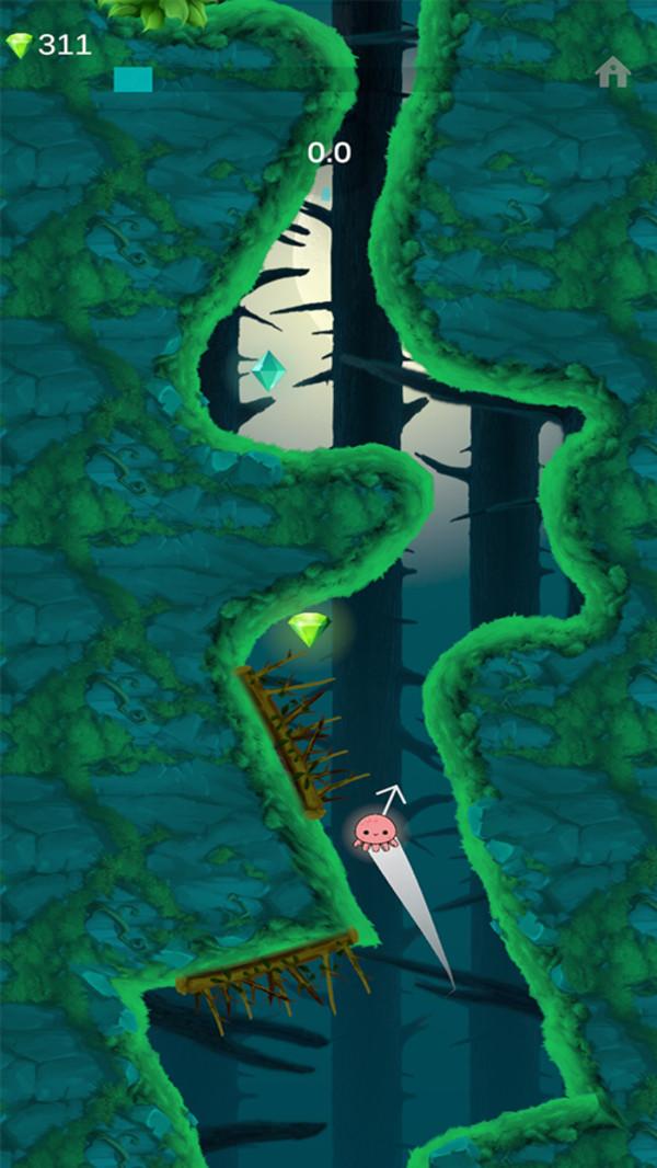 精灵黑暗森林游戏