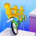 单车叠起来游戏