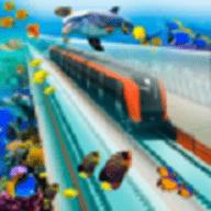 水下列车模拟驾驶