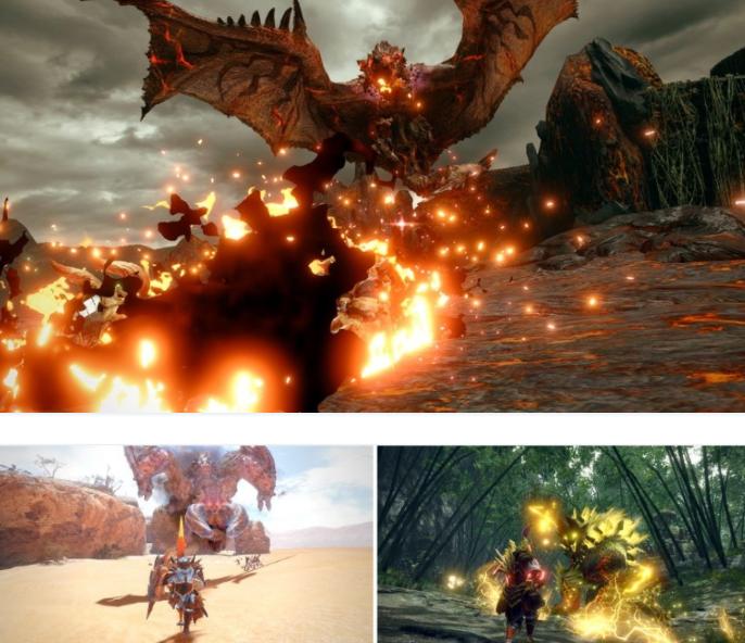怪物猎人崛起3.0更新内容大全:3.0更新时间是什么时候[多图]图片5